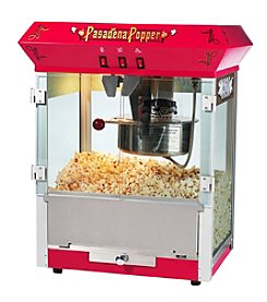 "Great Northern Popcorn Company ""Pasadena"" 8-oz. Bar Style Antique Popcorn Machine - Red"