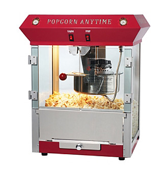 "Great Northern Popcorn Company ""Popcorn Anytime"" 6-oz. Antique Popcorn Machine"
