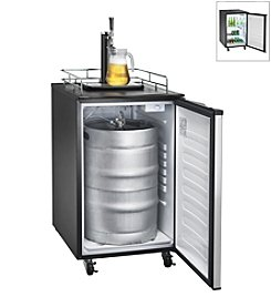 "Great Northern Popcorn Company ""Frosty Keg"" Kegerator"