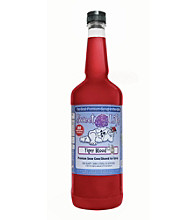 Great Northern Popcorn Company 1 Quart Snow Cone Syrup - Tiger Blood Sweet Life