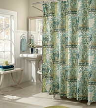 m.style™ Spice Trade Shower Curtain
