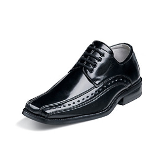 """Stacy Adams® Boys' """"Demill"""" Lace-Up Dress Shoes"""