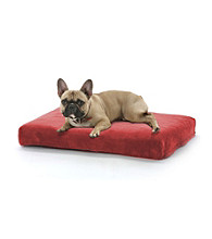 Soft Touch Rectangular Microtec Orthopedic Napper Dog Bed