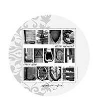 Thirstystone® Live, Laugh, Love 4-pk. Coasters