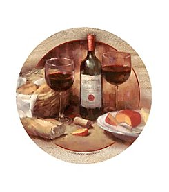 Thirstystone® Set of Four Wine & Cheese Coasters