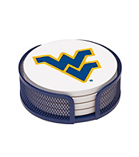Thirstystone® University of West Virginia 4-pc. Coaster Set