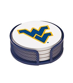 NCAA® University of West Virginia 4-pc. Coaster Set