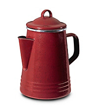 Paula Deen® Signature Percolators 8-cup Stovetop Percolator - Red