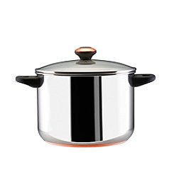 Paula Deen® Signature 8-qt. Stainless Steel Covered Stockpot