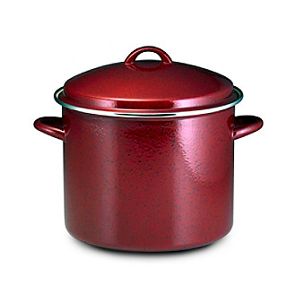 Paula Deen® 12-qt. Signature Enamel on Steel Covered Sto