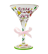Delish™ Stemware - Girls Nite Out Martini