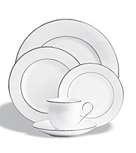 Lenox® Hannah Platinum 5-piece Place Setting