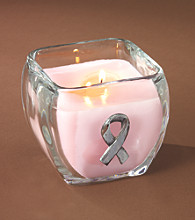 Aromatique Breast Cancer Awareness Candle