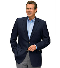 Gold Series™ Men's Big & Tall Two-button Blazer - Navy