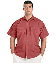 Canyon Ridge® Men's Big & Tall Co-pilot Sport Shirt