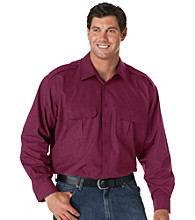 Canyon Ridge® Men's Big & Tall Pilot Sport Shirt