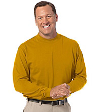 Canyon Ridge® Men's Big & Tall Mock Turtleneck
