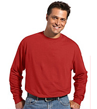 Harbor Bay® Men's Big & Tall Crewneck Tee