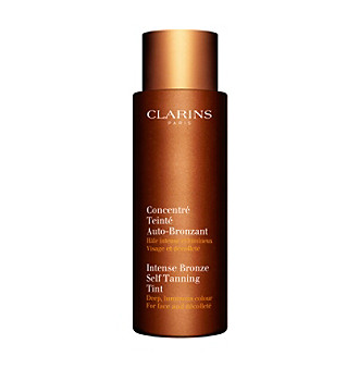 Clarins® Intense Bronze Self-Tanning Tint