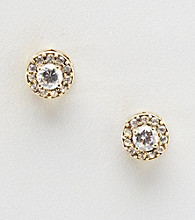 Betsey Johnson® Crystal Stud Earrings
