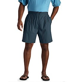 Men's Big & Tall Sheeting Beach Shorts