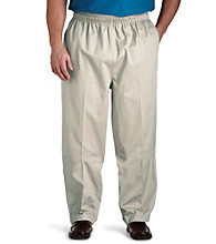 Men's Big & Tall Twill Beach Pants