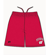 Men's Big & Tall Collegiate Mesh Shorts