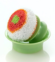 Casabella® Mini Mesh Scrub Brush