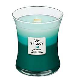 WoodWick® Trilogy Ocean Escape Layered Candle by Virginia Candle Company™