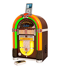 Crosley® iJuke® Premier Tabletop Jukebox