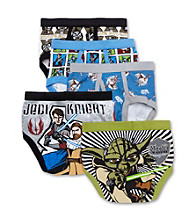 Star Wars® Boys' 4-8 5-Pack of Briefs