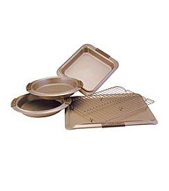 Anolon® Bronze Collection Bakeware 5-pc. Bakeware Set