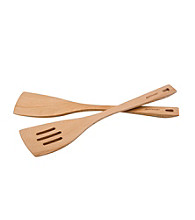 Anolon® 2-pc. Beechwood Turner Set
