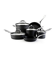 KitchenAid® Gourmet Hard Anodized 10-pc. Cookware Set