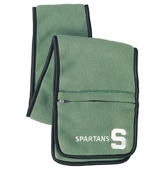 180s® Men's NCAA® Michigan State Spartans Scarf - Fern
