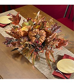 Nearly Natural® Harvest Centerpiece