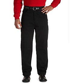 Harbor Bay® Men's Big & Tall Loose Fit Jeans