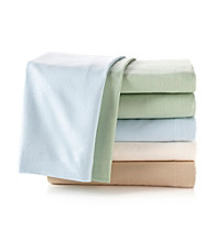 Elite Home Products Supima® Cotton Flannel Sheet Sets