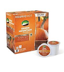 Keurig Green Mountain Coffee® Pumpkin Spice Limited Edition 18-pk. K-Cup® Portion Pack