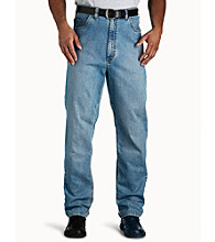 Harbor Bay® Men's Big & Tall Continuous Comfort Jeans