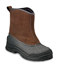 Coleman® Men's Big & Tall Pull-on Duck Boots - Brown