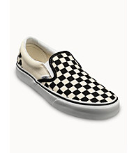 Vans® Men's Big & Tall Classic Canvas Slip-ons