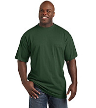 Men's Big & Tall Lightweight Pocket T-shirt