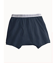 Harbor Bay® Men's Big & Tall 2-pk. Color Boxer Briefs