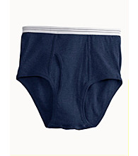 Harbor Bay® Men's Big & Tall 2-pk. Color Briefs