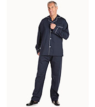 Harbor Bay® Men's Big & Tall Long Pajamas