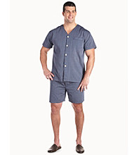Harbor Bay® Men's Big & Tall Short Pajamas