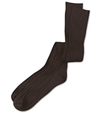 Wonder Width® Men's Big & Tall Non-binding Over-the-calf Socks