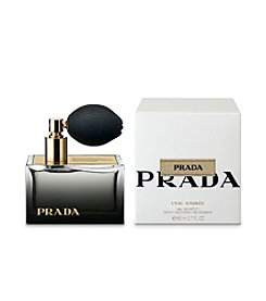 Prada L'Eau Ambree Fragrance Collection