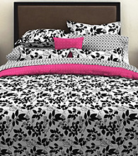 Romance Floral Bedding Sets by Perry Ellis®